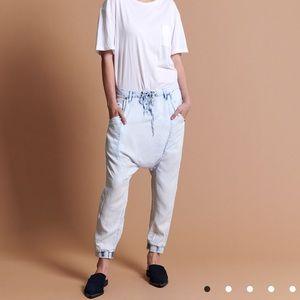 ONETEASPOON women's luxe Harlem pants